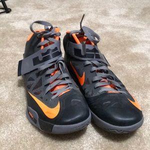 Nike Zoom LeBron Soldier VI (Orange/Black)